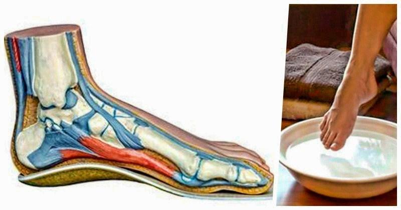 სარეცხი საპონი - საუკეთესო გზა ფეხების ტკივილის გასაყუჩებლად