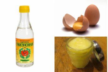 კვერცხის მალამო ფრჩხილის სოკოს და სახსრების სამკურნალოდ