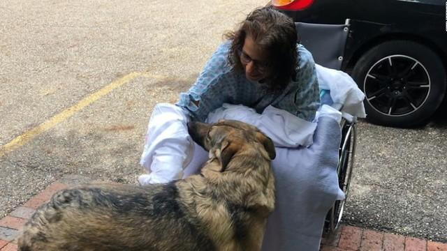 სასიკვდილო ვირუსი - ქალს, რომელმაც თავის ძაღლს აკოცა, ოთხივე კიდურის ამპუტაცია ჩაუტარდა